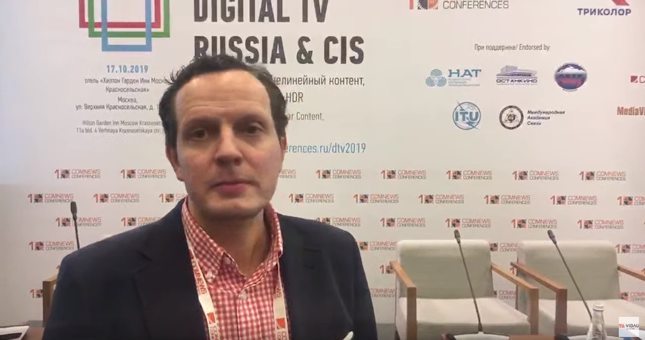Рецензия Александра Широких о конференции Digital TV 2019