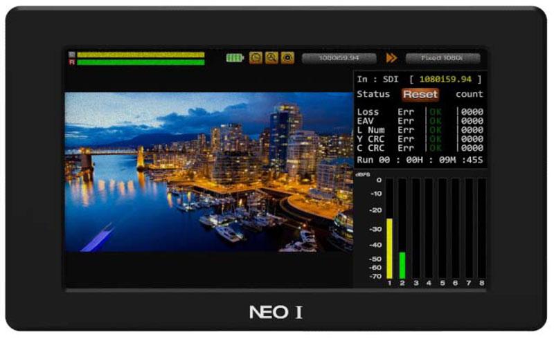 Digital Forecast Bridge X_NEO - компактный перекрестный конвертер с LCD дисплеем
