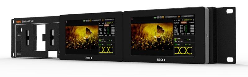Digital Forecast Bridge X TS NEO - компактный перекрестный конвертер с LCD дисплеем