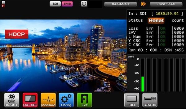 Digital ForecastBridge X TS - устройство для монтажа пусконаладки и технической эксплуатации телевизионных комплексов