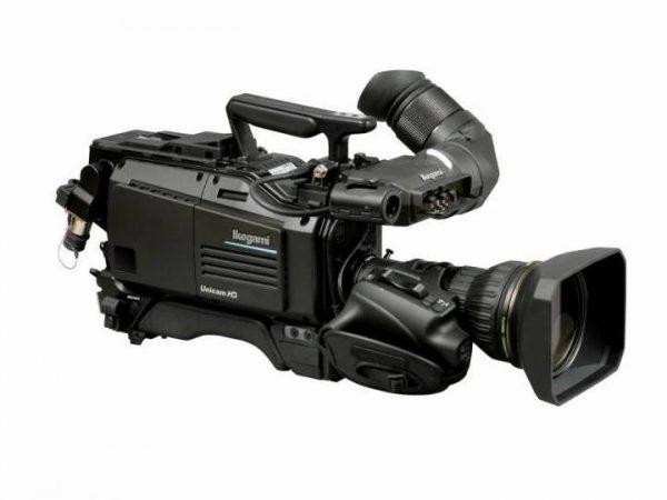 Новые широковещательные HDR-камеры Ikegami