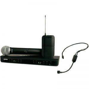 Радиосистема Shure BLX с микрофонами PGA31 и PG58