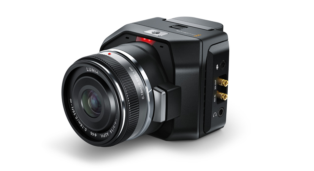 Blackmagic Design анонсирует релиз ПО 4.7