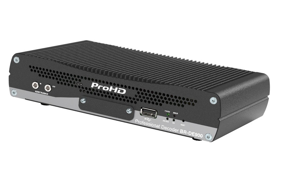 Портативный декодер JVC BR-DE900