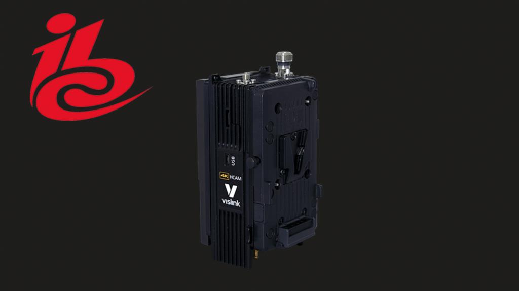 IBC 2017: передатчик Vislink HCAM теперь поддерживает работу с камерами Panasonic