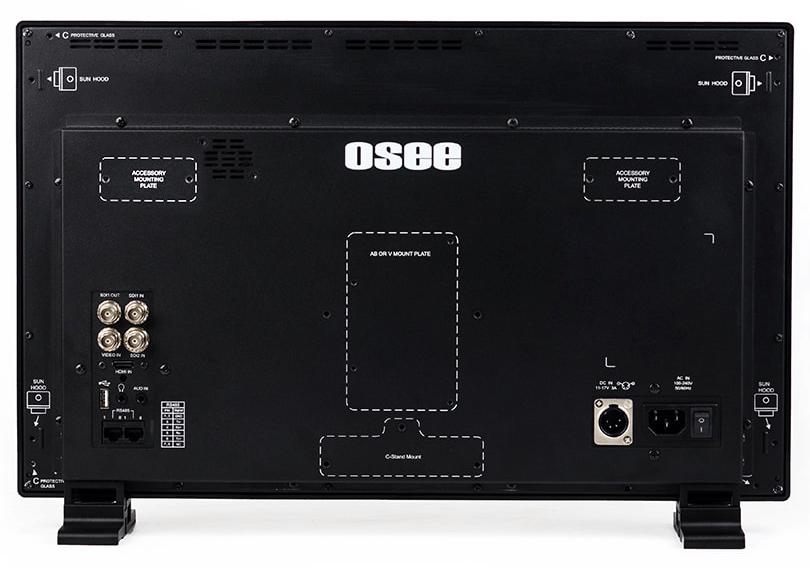 Новые модели мониторов OSEE