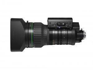 Новые 4K объективы Canon