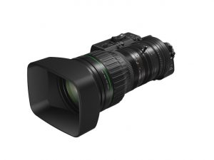 Canon выпускает 4K-объективы для ПТС