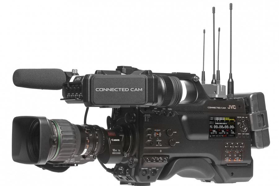 Камера JVC для прямых трансляций
