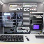 Общественное телевидение Приморья. Компактная ПТС на базе микроавтобуса.