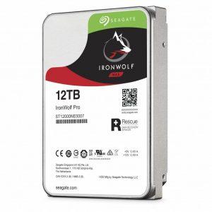 Seagate: новейшие диски объемом 12 ТБ