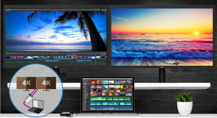 Sonnet анонсирует Mac и Windows-совместимый Thunderbolt 3-переходник на Dual DisplayPort