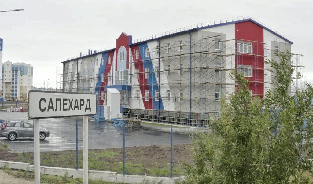 """#Проект модернизации нового АСК-HD ГТРК """"Ямал"""""""