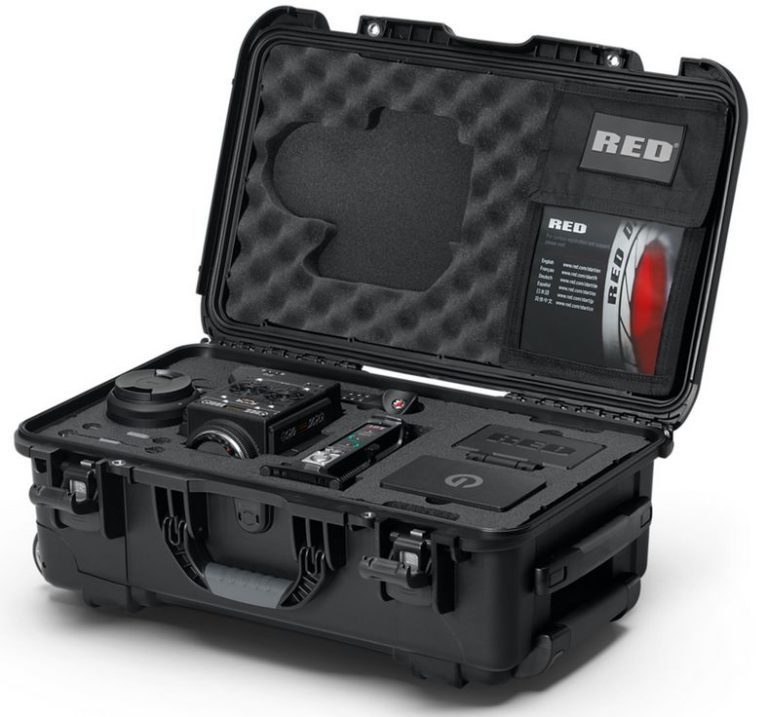 Эксклюзив от Apple - RED RAVEN Camera Kit