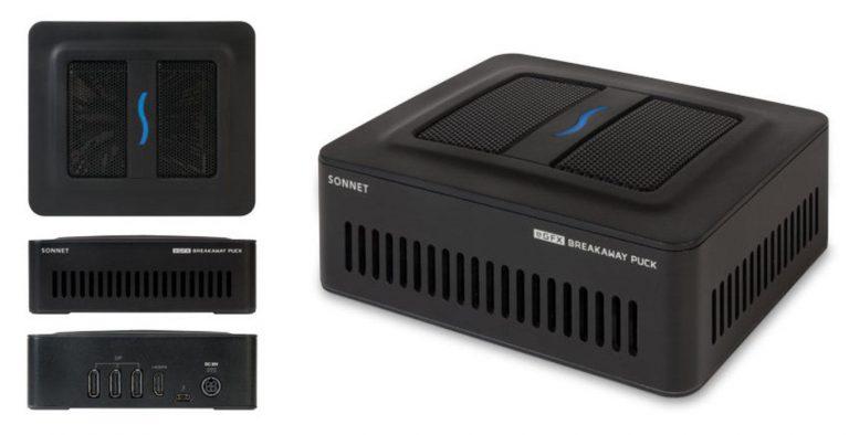 Компактный графический адаптер eGFX от Sonnet