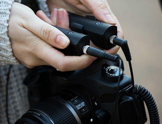 #Новая беспроводная микрофонная система для DSLR-камер от Sennheiser